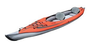 Advanced Elements AdvancedFrame Convertible Kayak Full