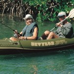 Is the Sevylor Tahiti Fishing/Hunting Inflatable Kayak Worth the Price Tag?