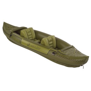 sevylor fishing hunting kayak