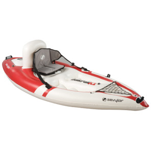 Sevylor Quickpak Sit on Top Inflatable Kayak