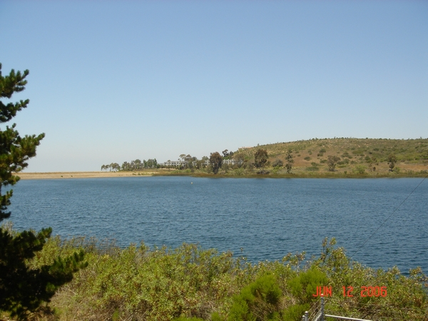 Killer kayaking in san diego guide 10 breathtaking for Lake miramar fishing