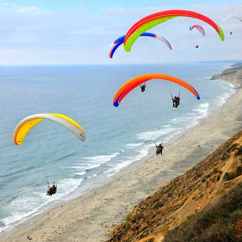 torrey pines view gliding