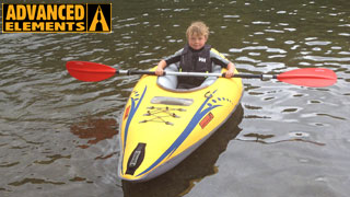 AE firefly inflatable kayak