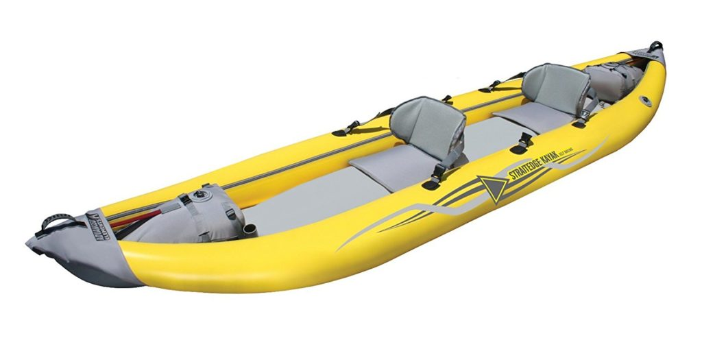 AE StraitEdge 2 inflatable 2 person kayak