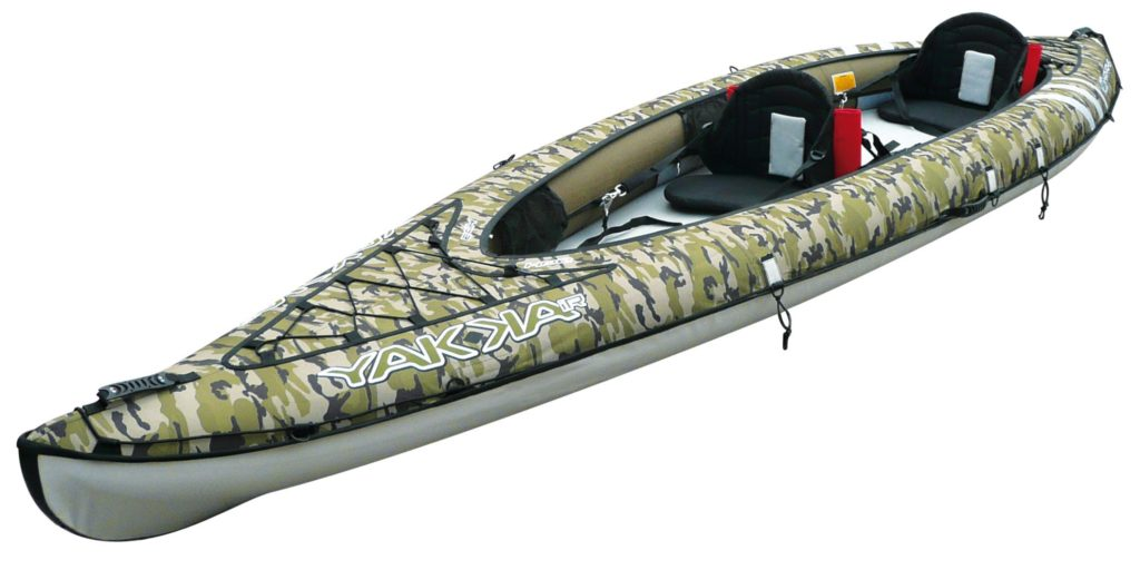 BIC YAKKAir Fishing Kayak