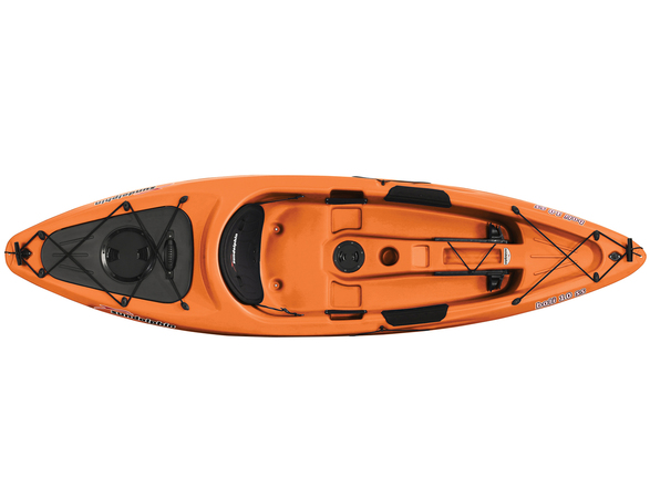 Sun Dolphin Bali SS 10-Foot kayak - best kayaks of 2017