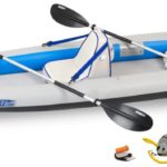 Sea Eagle Fast Track Inflatable 2 Person Kayak – Best Package So Far?
