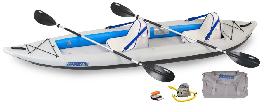 Sea Eagle Fast Track Tandem inflatable kayak