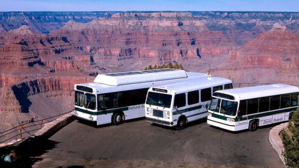 transportation at grand canyon