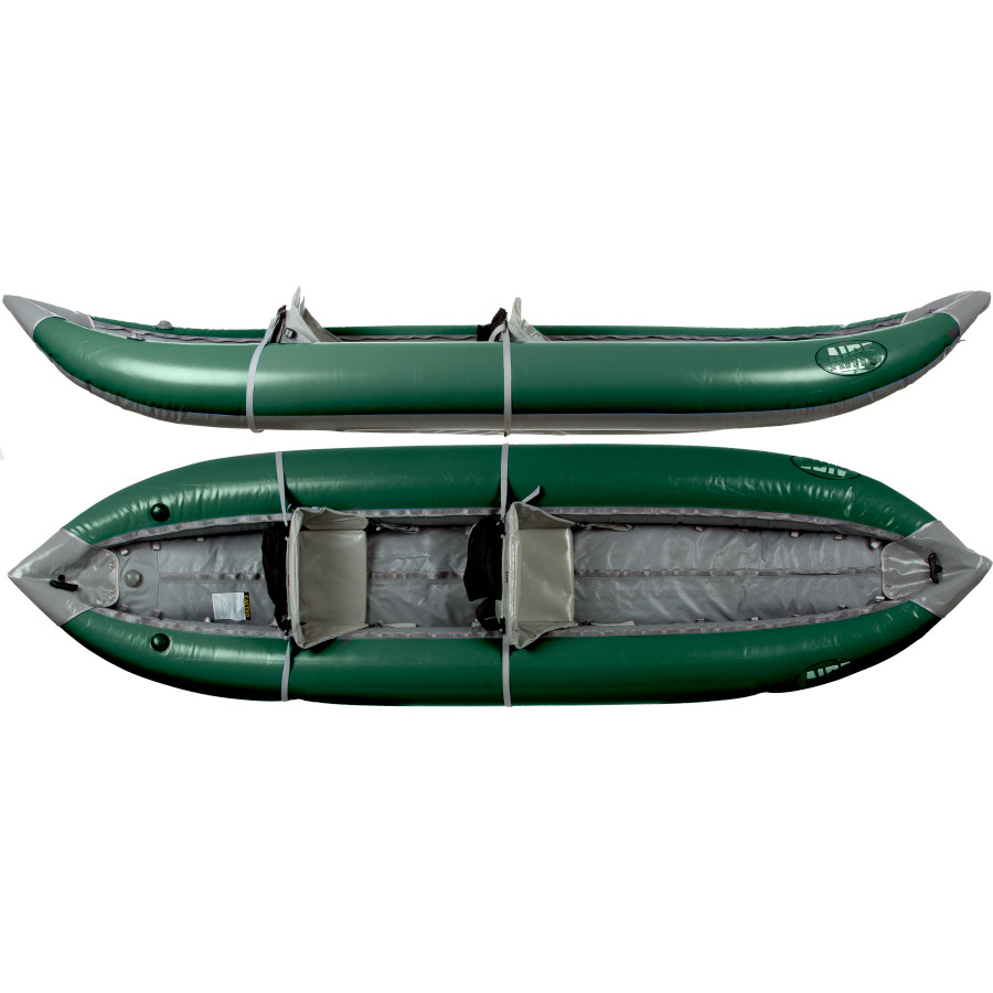 storage space of lynx ii kayak