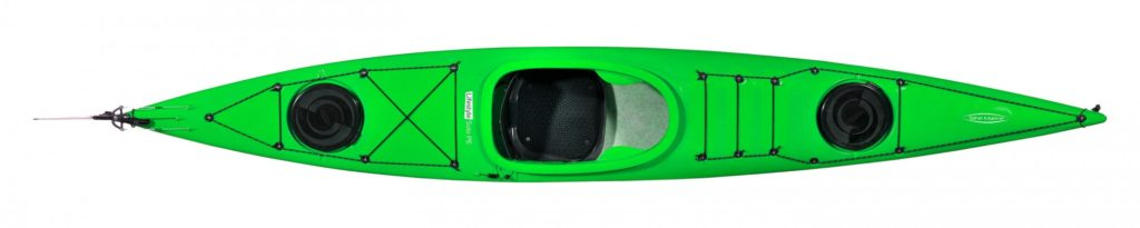 Tahe Marine Solo kayak in green