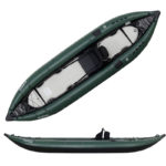 NRS Pike Fishing Kayak – Light Weight Angler With Plenty of Room?