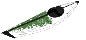oru kayak bay st with tree print