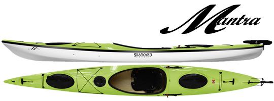 Seaward Single Mantra Kayak