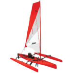 Hobie Adventure Island Sail – Yes! A Kayak That Maneuvers & Sails Well?!