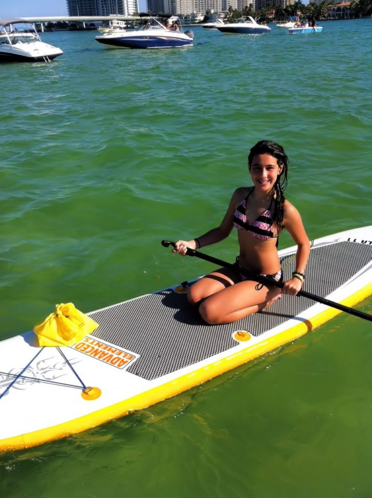 Hula 11 paddleboard and kayak