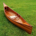 Old Modern Handicrafts Canoe – Beautiful Hand Crafted Wooden Gem?