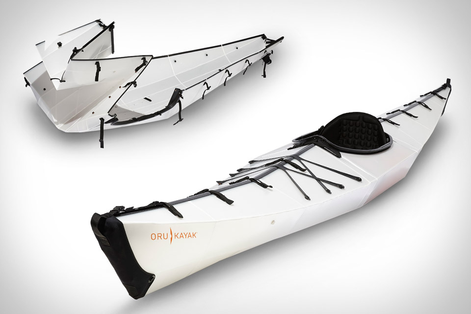 folding kayak by Oru Kayak
