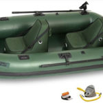 Sea Eagle Stealth Stalker STS10 – A Quiet Two Seat Fishing Boat?