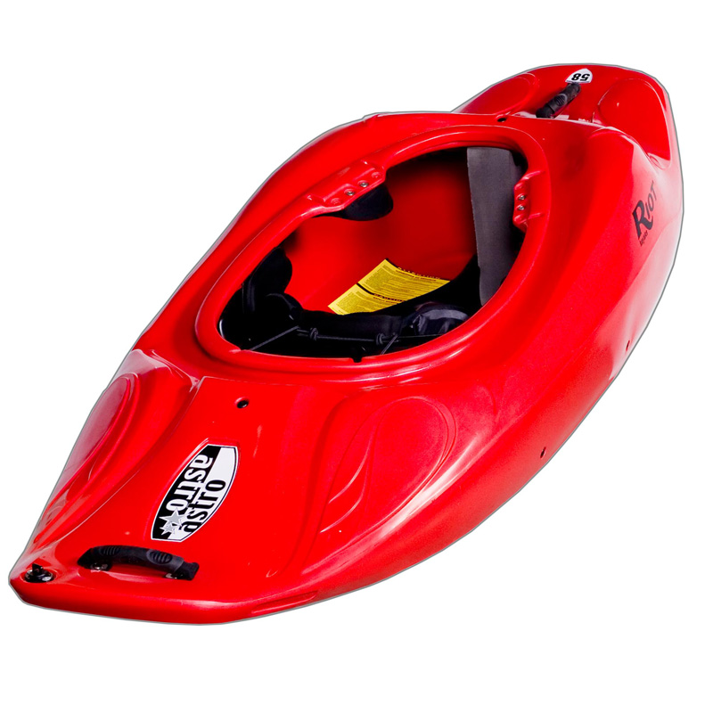 Astro 58 Red Kayak