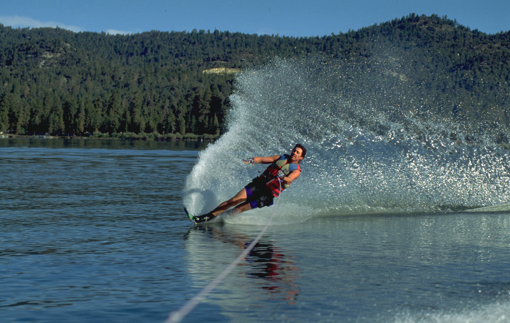 Water Skiing Big Bear